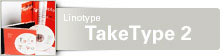 Font TakeType™ 2.1 Value Pack