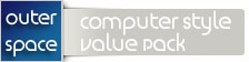 Font Computer Style Value Pack