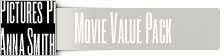 Font Movie Value Pack