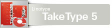 Font TakeType™ 5 Value Pack