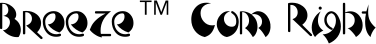 Font Breeze™ Com Right