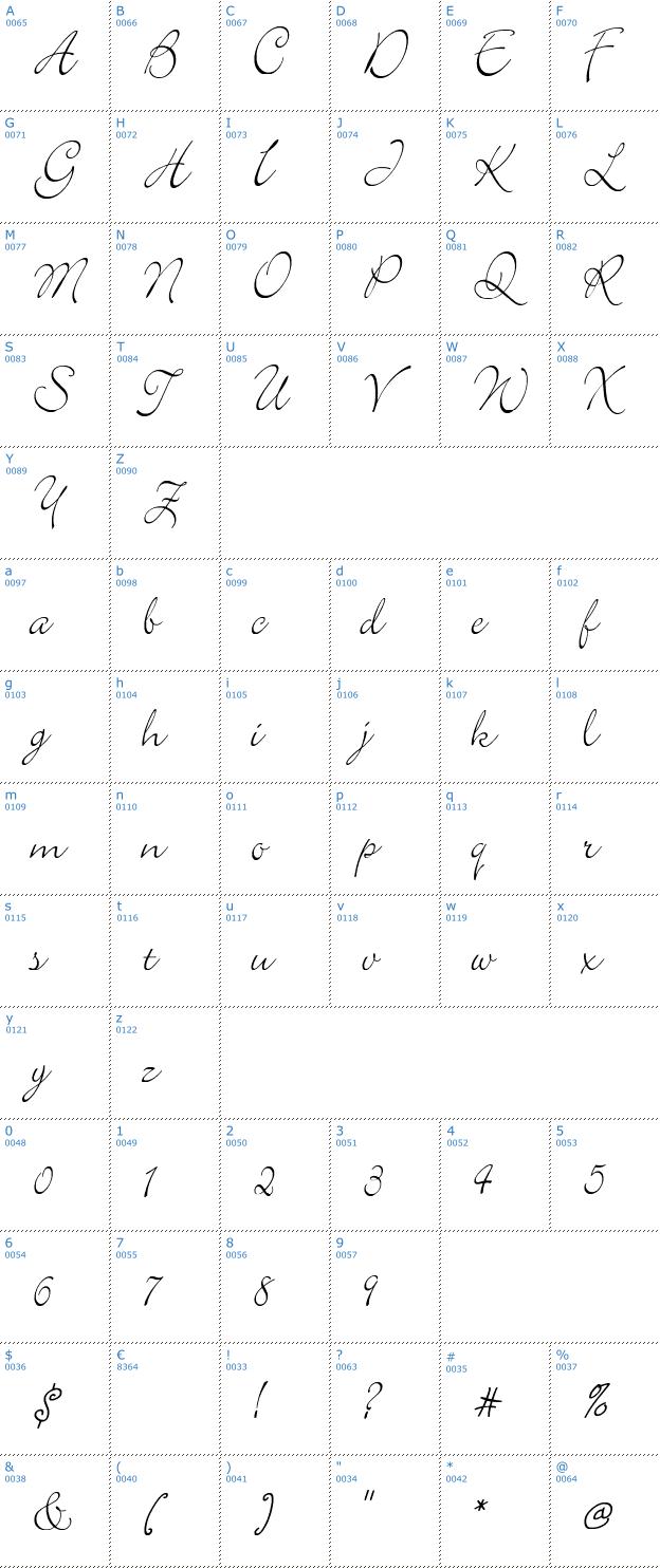 elegant schriftart download  elegant font kostenlos